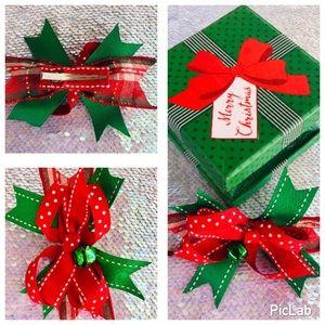 ☃️ Holiday Hair Clip! Handmade w/Love NWOT